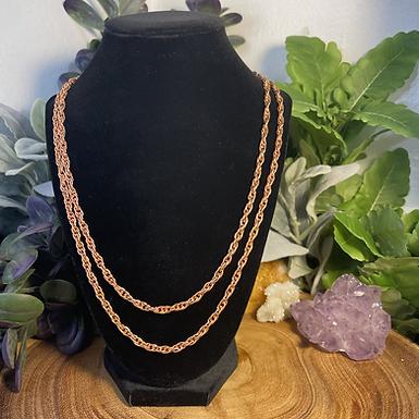 God Flow Chain Necklace