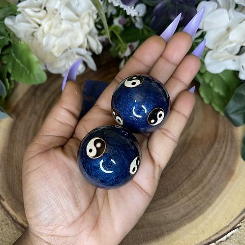 Yin Yang Meditation Balls