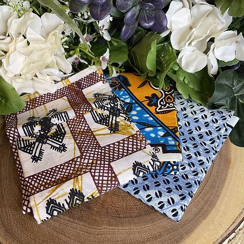 African Fabric Altar Cloth I
