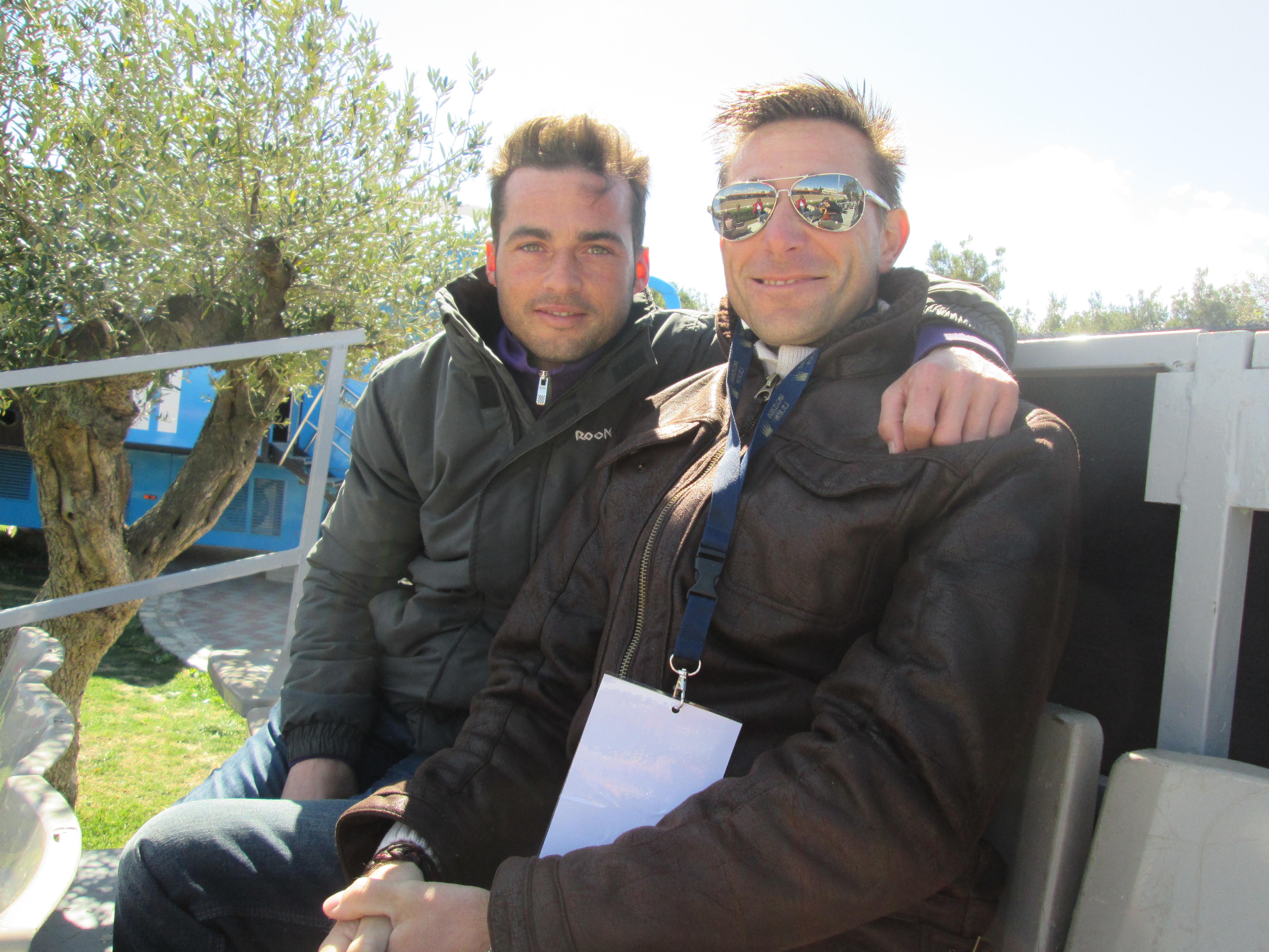 Con Magin Mateu