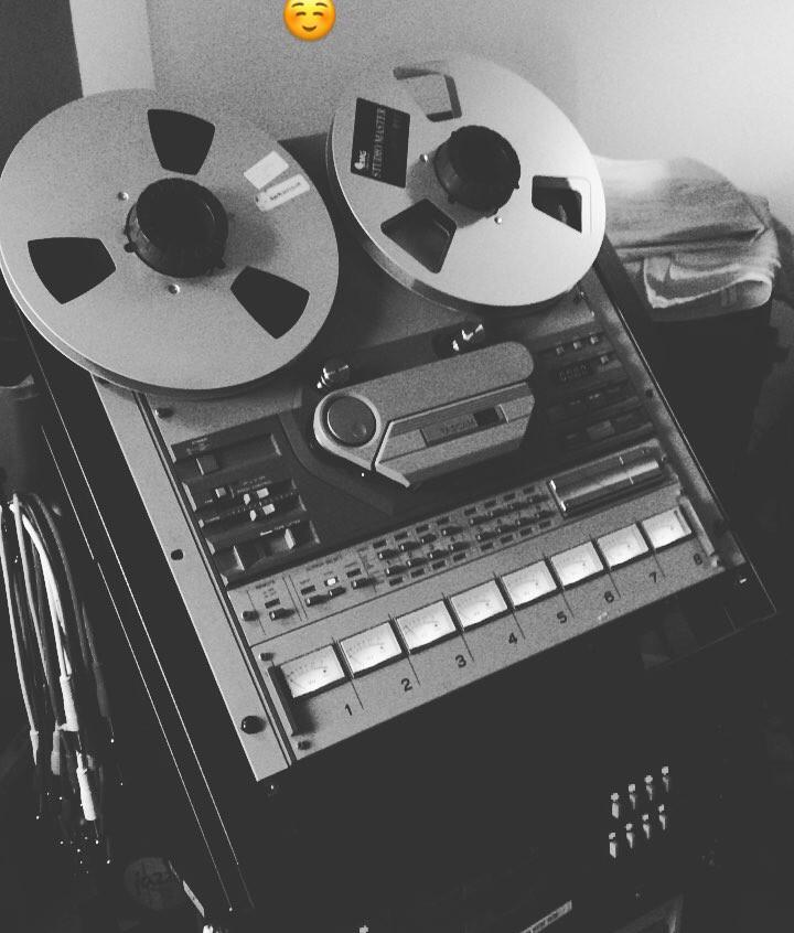 Die Tapemaschine!