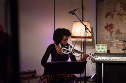 Sarah Martin (violin)