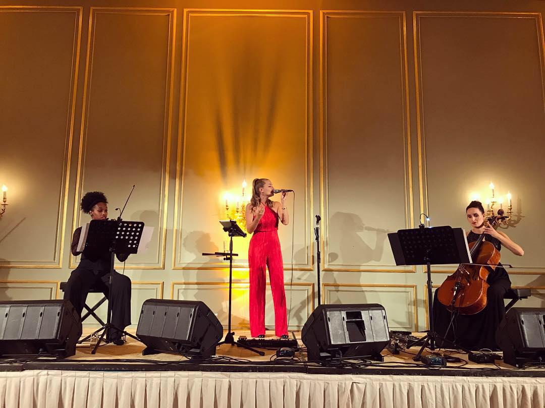 Live im Adlon Kempinski