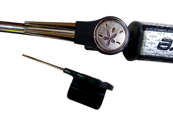 Putter Mounted Divot Tool and Ball Marker-SAND DOLLAR