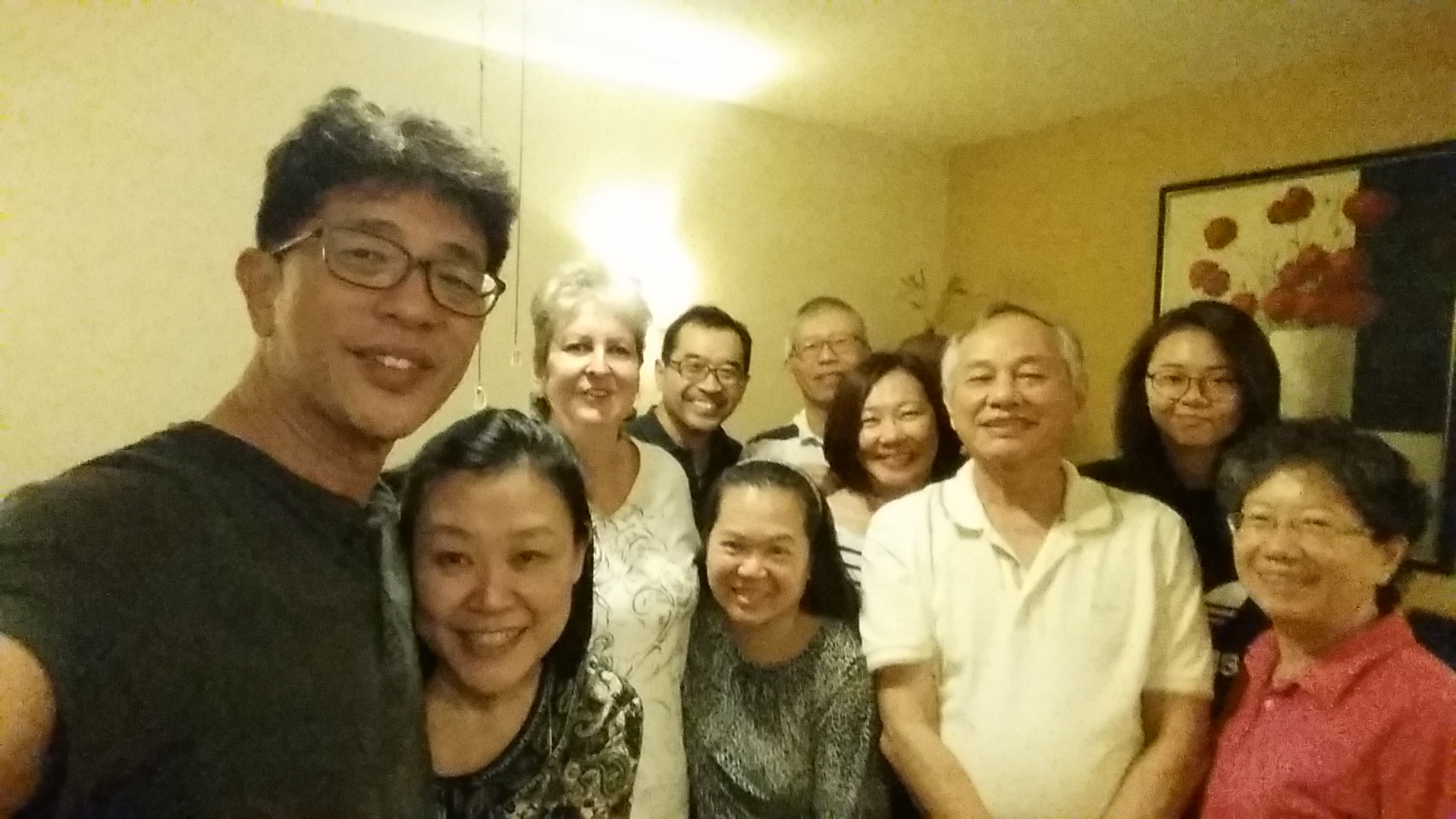 Singapore Outreach (1Mar2016)