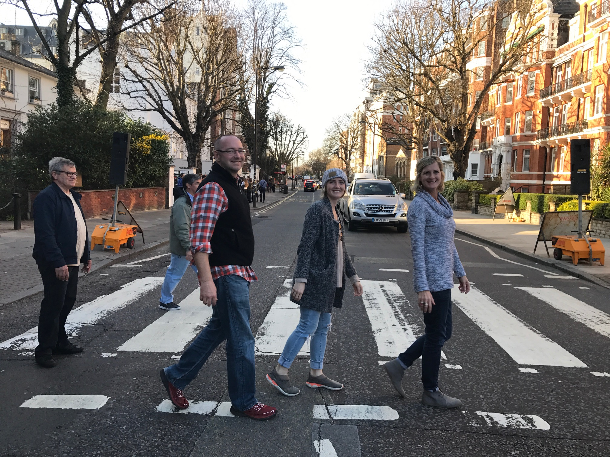 The Beatles Were Here!