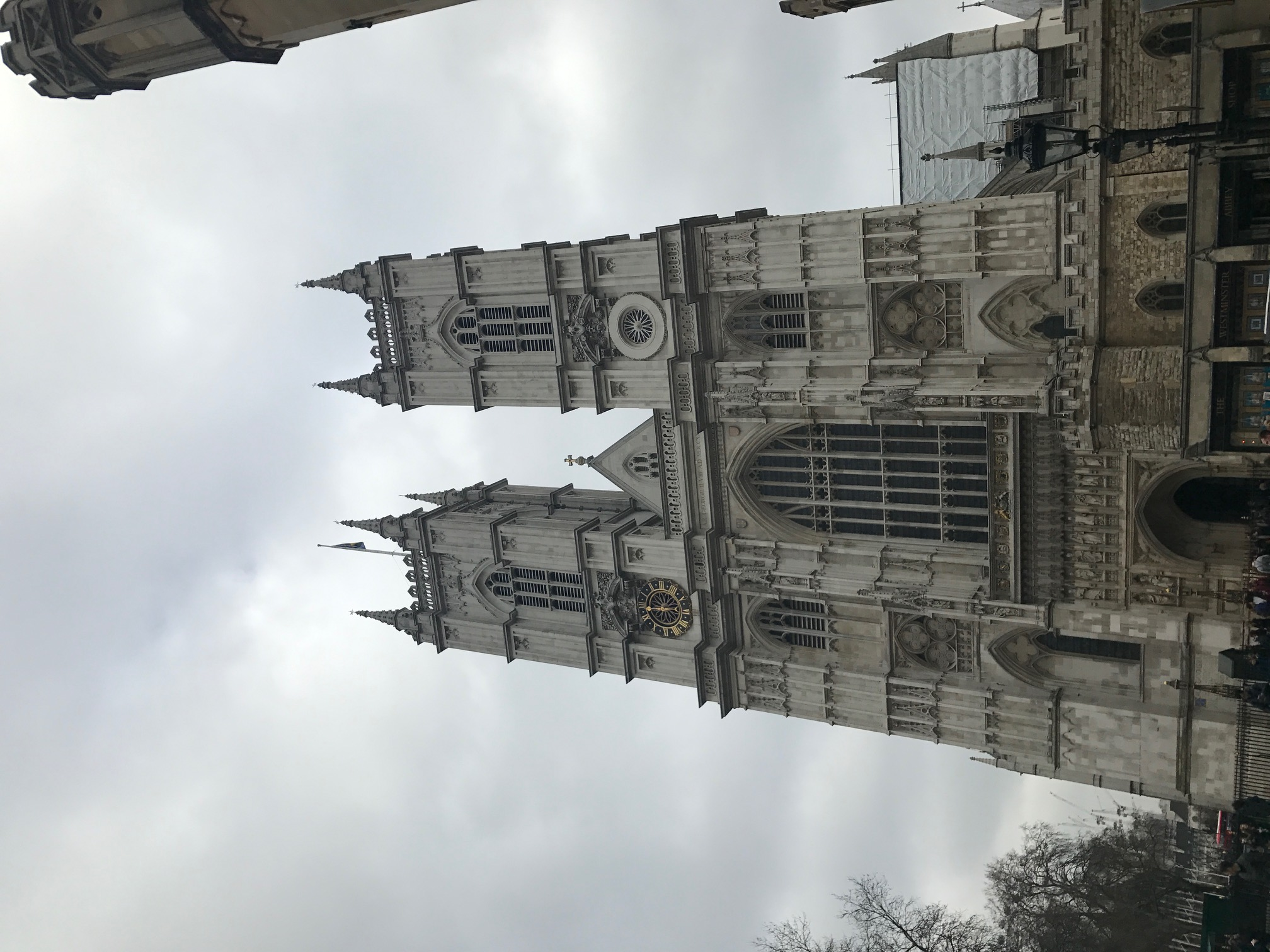 Westminster of Abbey