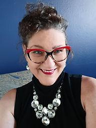 Jeannie red glasses.jpg