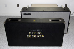The E Rhodes with travel cover