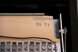 Manufacture date code