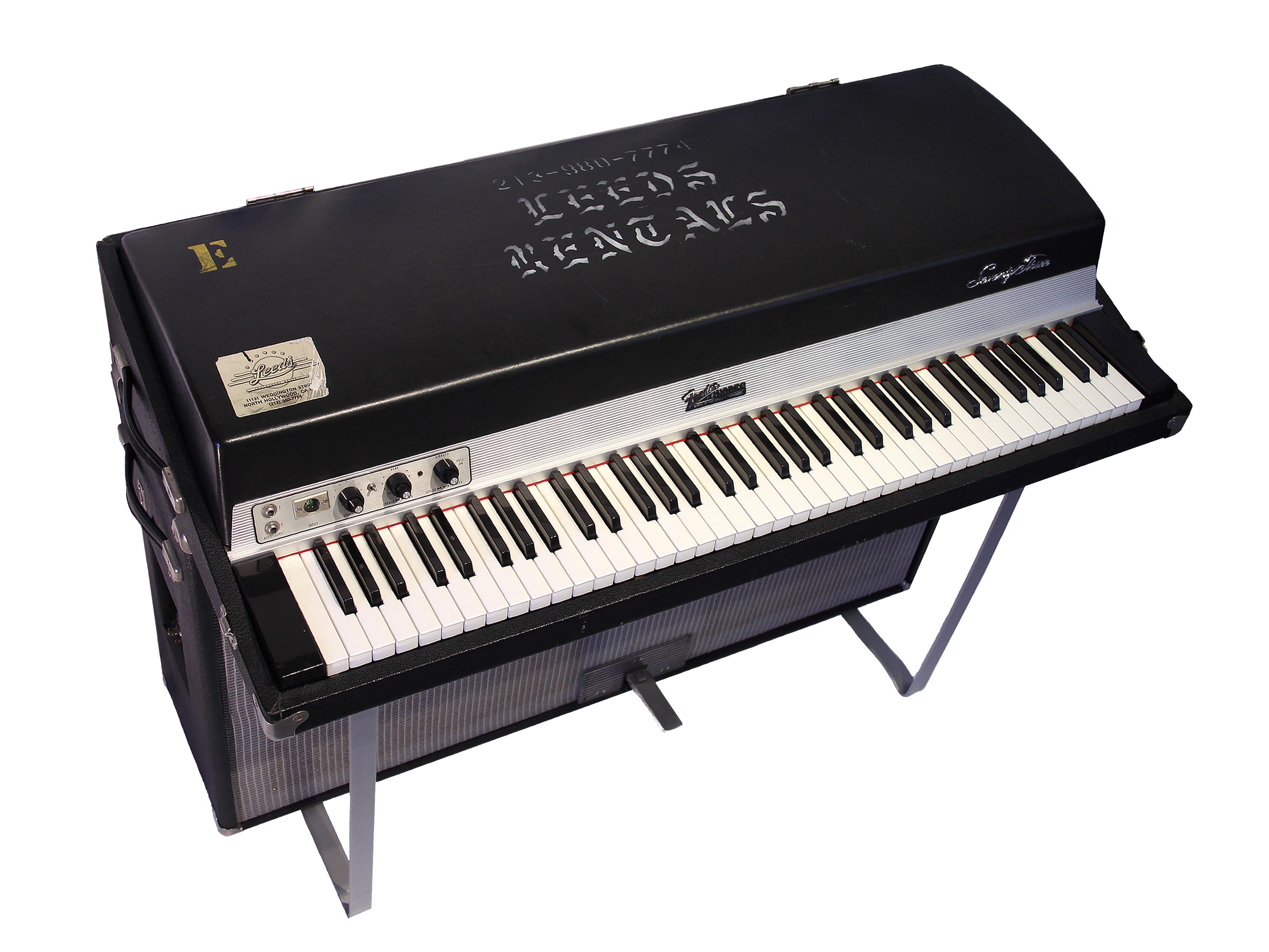 The E Model Rhodes