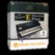 THE FAMOUS E ELECTRIC PIANO Final Box De