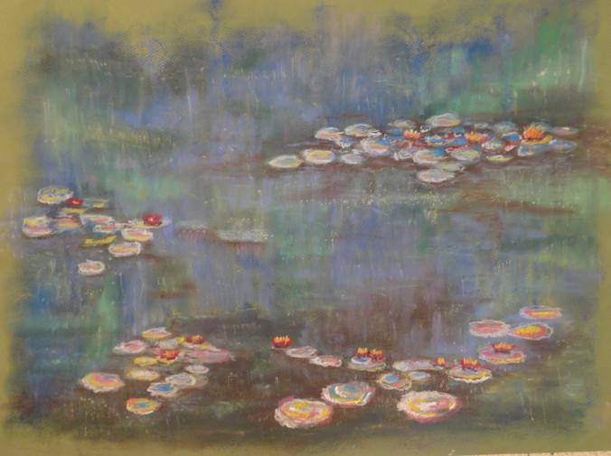 Sur un air de Monet