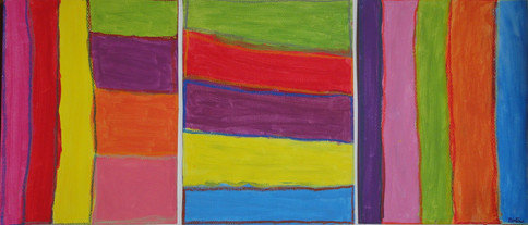 Des lignes et des couleurs