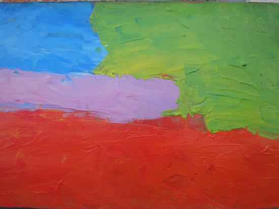 Tempête de couleurs
