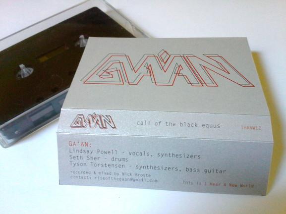 Ga'an cassette art