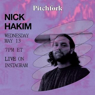 Nick Hakim Instagram Live