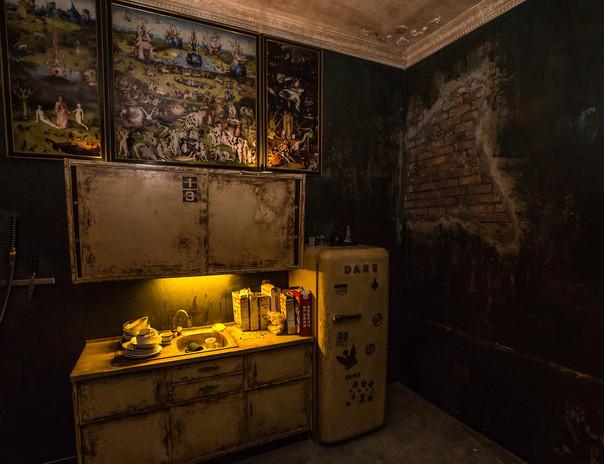 Gorillaz Spirit House NY