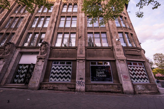 Gorillaz Spirit House Berlin