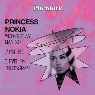 Princess Nokia Instagram Live