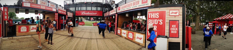 Budweiser Boardwalk