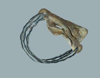 Mycelium Bracelet - prototype
