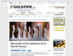 Gold and Time – 01/18 – Spain