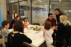 Workshop Tate Modern - Tate Exchange, Digital – Physical Flow Studio