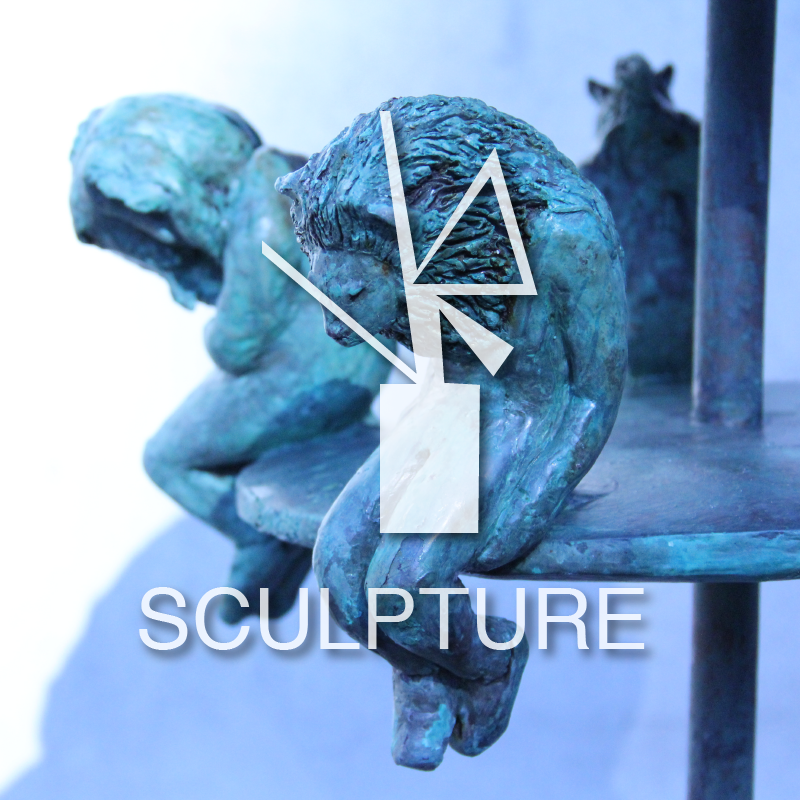 Sculpture Tere Chad