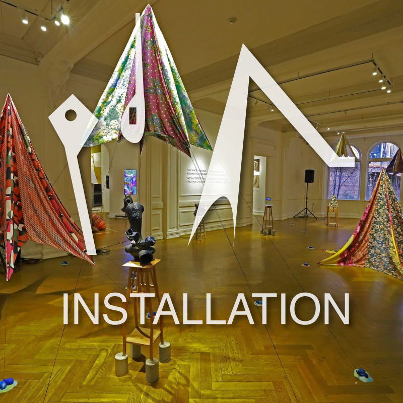 Installation Tere Chad