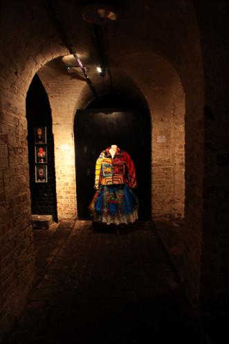The Crypt Gallery - Latinos Creative Society
