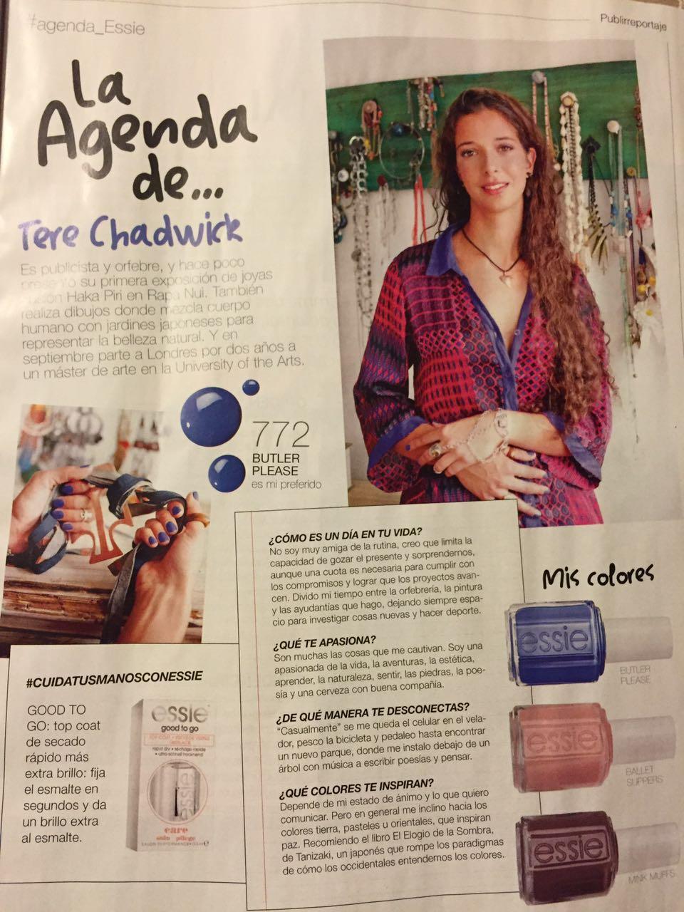 Revista Mujer - 05/16 - Chile