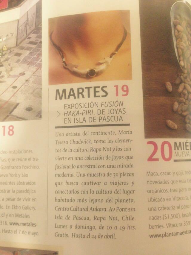 Revista Paula - 03/16 - Chile