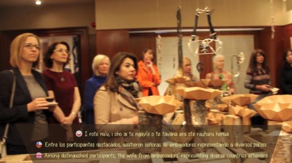 Fusion – Haka Piri, Exhibition Talk & Guided Visit