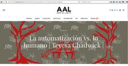 Arte al Límite - 08/18 – Chile