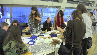 Workshop Tate Modern - Tate Exchange, Fusion - Haka Piri