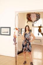 In  My Dreams, Zari Gallery