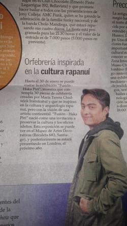 El mercurio - 12/16 - Chile