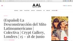 Arte al Límite - 06/18 – Chile