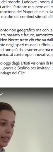 Italian's website article about Neo Norte 1.0