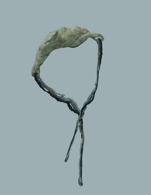 Mycelium Hairband - prototype