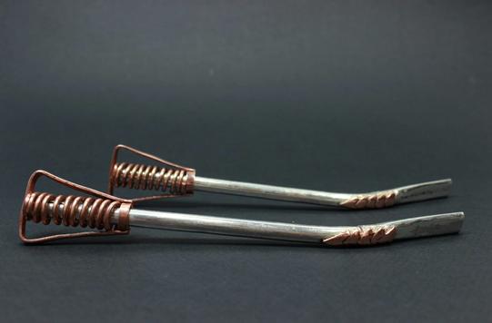 Futuristic straws