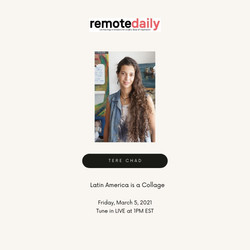 Remote Daily - 03/21