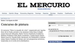 Revista Ya - 08/08 - Chile