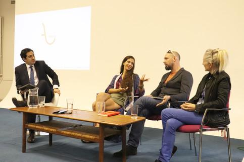 Alter Us Manifesto, Panel Discussion