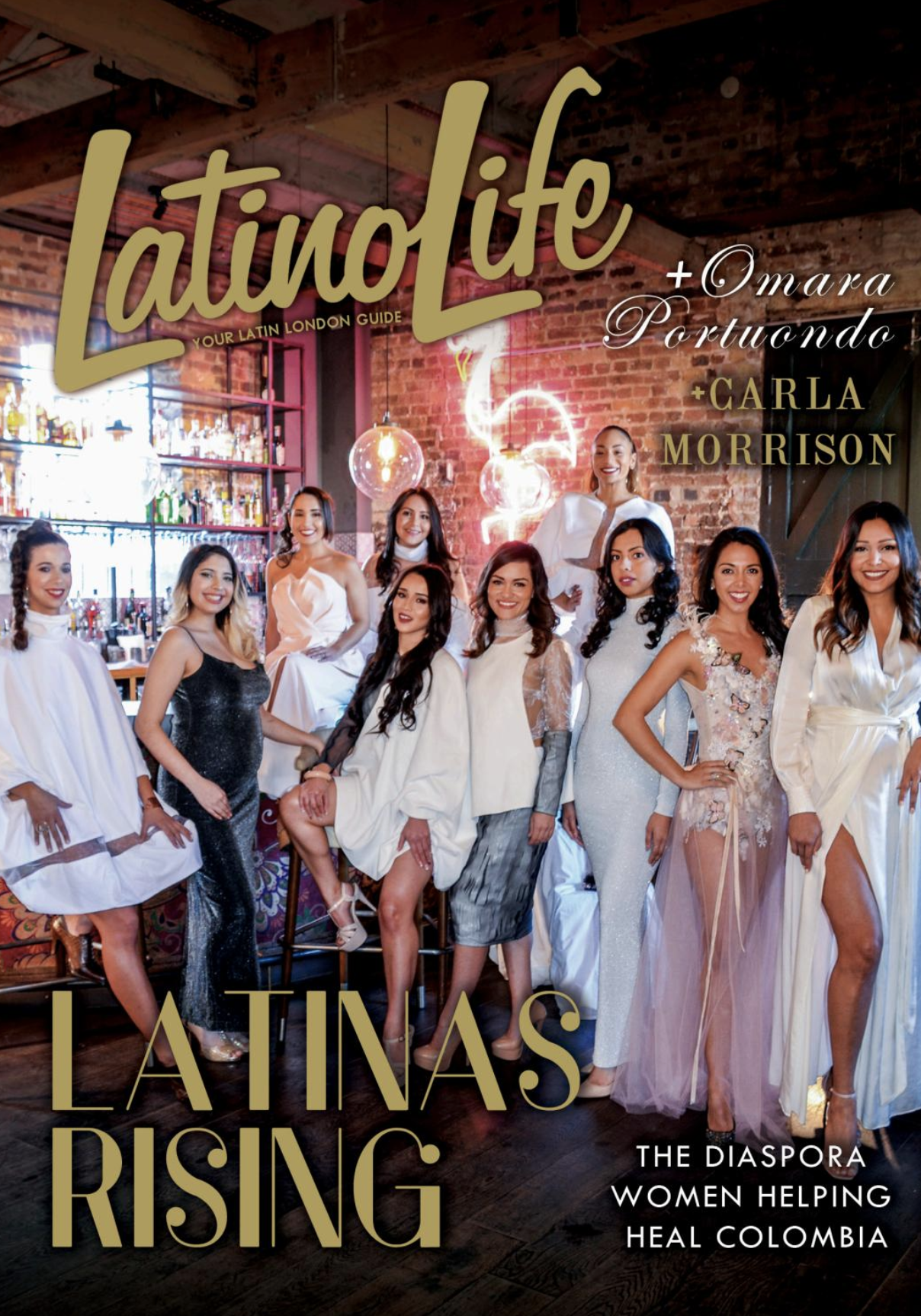 Latino Life - 02/19 – UK
