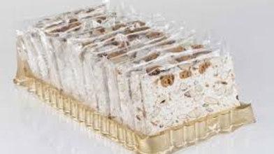 Nougat tendre en cake