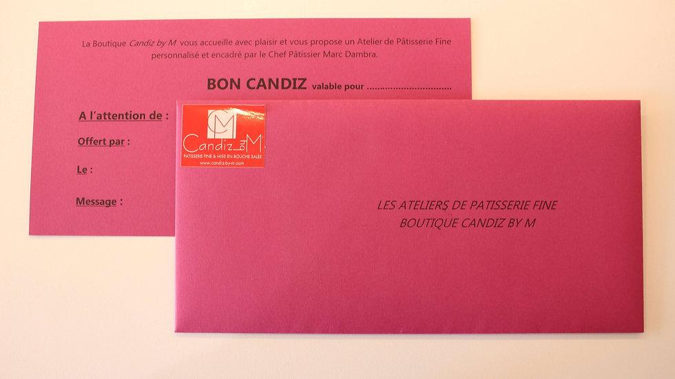 Bon Candiz - Atelier personnalisé