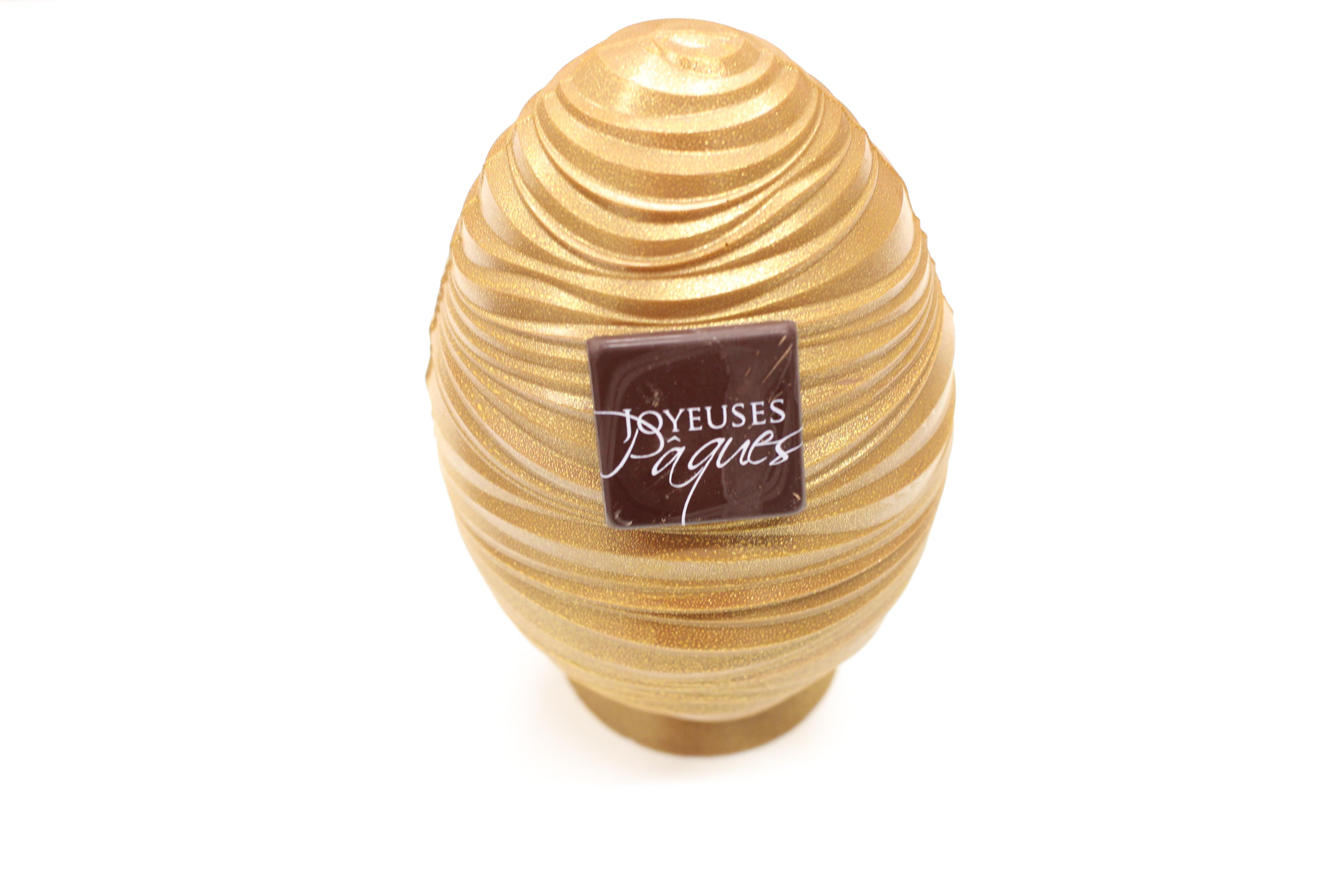 La Création en Chocolat - Avril 2021