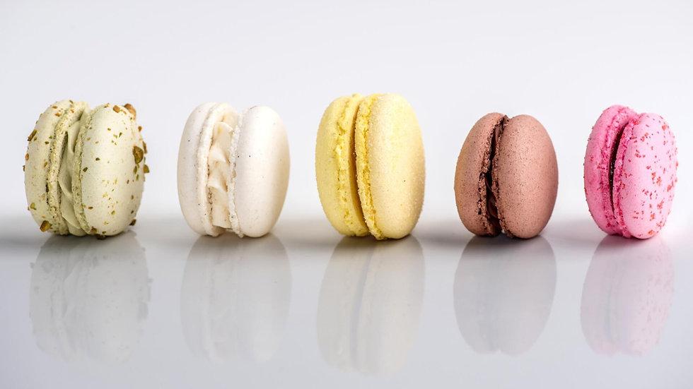 Coffret Macarons